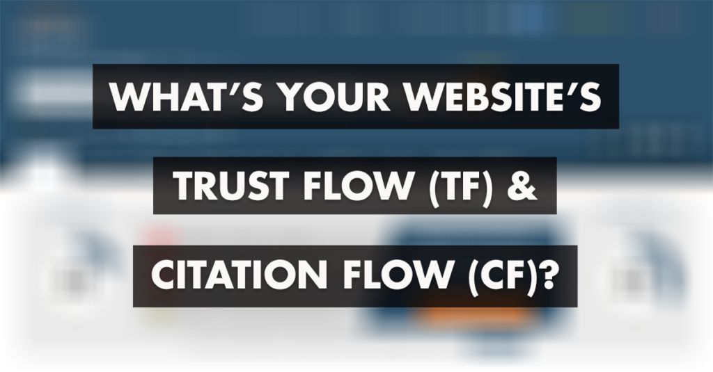 check-trust-flow-and-citation-flow-of-a-website